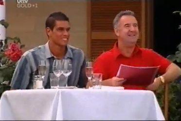 Aaron Barkley, Gino Esposito in Neighbours Episode 4476