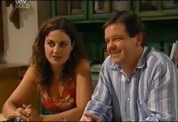 Liljana Bishop, David Bishop in Neighbours Episode 4486