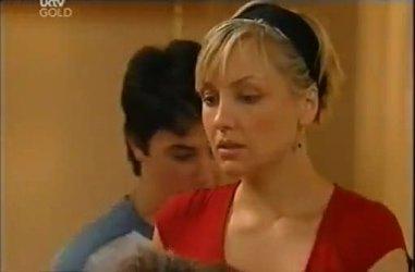 Stingray Timmins, Sindi Watts in Neighbours Episode 4487