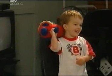 Ben Kirk in Neighbours Episode 4492