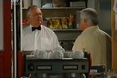Harold Bishop, Lou Carpenter in Neighbours Episode 4497