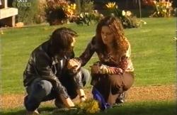Luka Dokic, Liljana Bishop in Neighbours Episode 4609