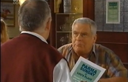 Harold Bishop, Lou Carpenter in Neighbours Episode 4609