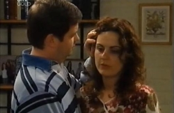 David Bishop, Liljana Bishop in Neighbours Episode 4609