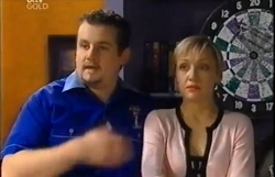 Toadie Rebecchi, Sindi Watts in Neighbours Episode 4610