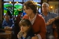 Summer Hoyland, Lyn Scully, Lou Carpenter in Neighbours Episode 4610