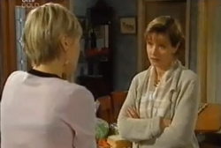 Sindi Watts, Susan Kennedy in Neighbours Episode 4610