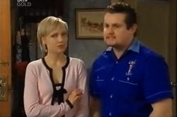 Sindi Watts, Toadie Rebecchi in Neighbours Episode 4611