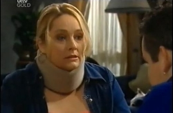 Janelle Timmins, Toadie Rebecchi in Neighbours Episode 4611