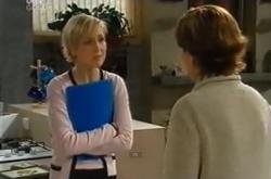 Sindi Watts, Susan Kennedy in Neighbours Episode 4611