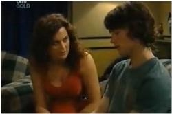 Liljana Bishop, Luka Dokic in Neighbours Episode 4615