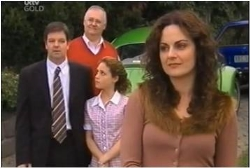 David Bishop, Harold Bishop, Serena Bishop, Liljana Bishop in Neighbours Episode 4615