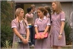 Sky Mangel, Serena Bishop, Lana Crawford in Neighbours Episode 4615