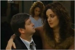 David Bishop, Serena Bishop, Liljana Bishop in Neighbours Episode 4615
