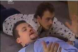 Toadie Rebecchi, Stuart Parker in Neighbours Episode 4617