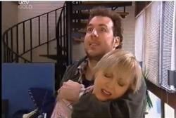 Glen Richards, Sindi Watts in Neighbours Episode 4617