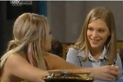 Sky Mangel, Lana Crawford in Neighbours Episode 4617