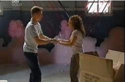 Boyd Hoyland, Serena Bishop in Neighbours Episode 4617