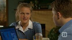 Josie Lamb, Callum Rebecchi in Neighbours Episode 6890