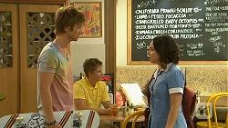 Daniel Robinson, Imogen Willis in Neighbours Episode 6890