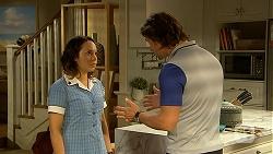 Imogen Willis, Brad Willis in Neighbours Episode 6890