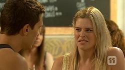 Josh Willis, Amber Turner in Neighbours Episode 6890