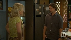 Lauren Turner, Brad Willis in Neighbours Episode 6891