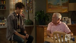 Bailey Turner, Lou Carpenter in Neighbours Episode 6891
