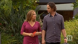 Terese Willis, Brad Willis in Neighbours Episode 6891