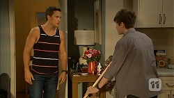 Josh Willis, Bailey Turner in Neighbours Episode 6891