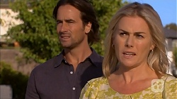 Brad Willis, Lauren Turner in Neighbours Episode 6891