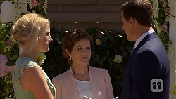 Lauren Turner, Susan Kennedy, Matt Turner in Neighbours Episode 6892