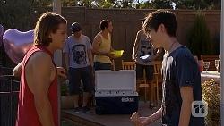 Jayden Warley, Bailey Turner in Neighbours Episode 6893