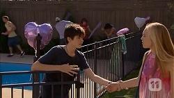 Bailey Turner, Josie Mackay in Neighbours Episode 6893