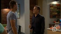 Mark Brennan, Paul Robinson in Neighbours Episode 6893