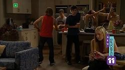 Jayden Warley, Bailey Turner, Josie Mackay in Neighbours Episode 6893