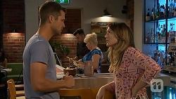 Mark Brennan, Sonya Mitchell in Neighbours Episode 6893