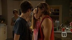 Bailey Turner, Josie Mackay, Jayden Warley in Neighbours Episode 6893
