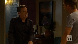 Paul Robinson, Mark Brennan in Neighbours Episode 6893