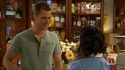 Mark Brennan, Imogen Willis in Neighbours Episode 6894