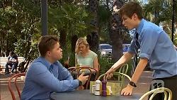 Callum Rebecchi, Bailey Turner in Neighbours Episode 6894
