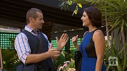 Toadie Rebecchi, Naomi Canning in Neighbours Episode 6894