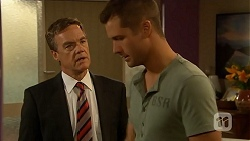 Paul Robinson, Mark Brennan in Neighbours Episode 6894