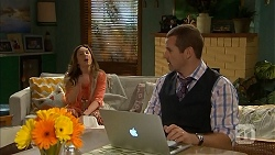 Sonya Mitchell, Toadie Rebecchi in Neighbours Episode 6894