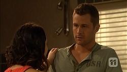 Imogen Willis, Mark Brennan in Neighbours Episode 6894