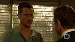 Mark Brennan, Paul Robinson in Neighbours Episode 6894