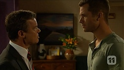 Paul Robinson, Mark Brennan in Neighbours Episode 6895