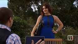 Toadie Rebecchi, Naomi Canning in Neighbours Episode 6895