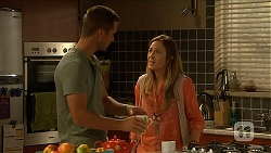 Mark Brennan, Sonya Mitchell in Neighbours Episode 6895