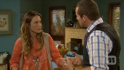 Sonya Mitchell, Toadie Rebecchi in Neighbours Episode 6895